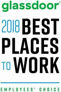 Glassdoor.com Top 50 Best Places To Work 2018